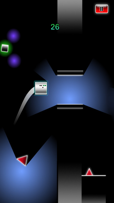 Amazing Cube Flip: A Square Brick Challenge - Free