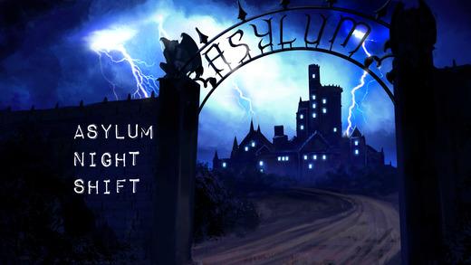 Asylum Night Shift FREE - Five Nights Survival