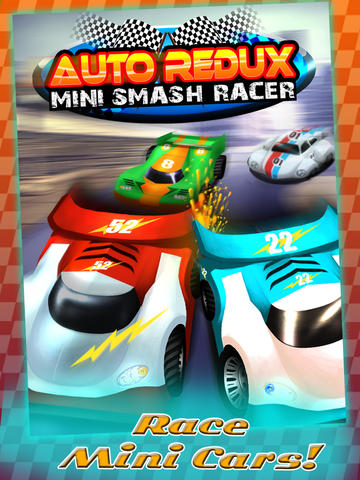 Auto Redux - Mini Smash Racer