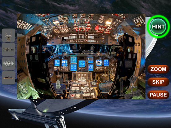 Astronaut Hidden Objects