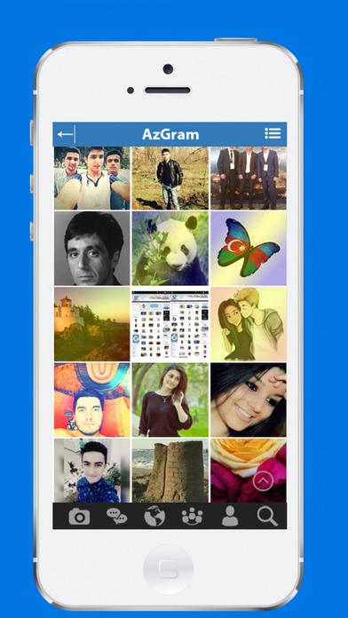 AzGram.Az - The Social Network
