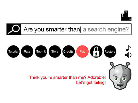 Are You Smarter Than a Search Engine?