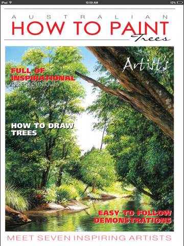 Australian How To Paint Magazine