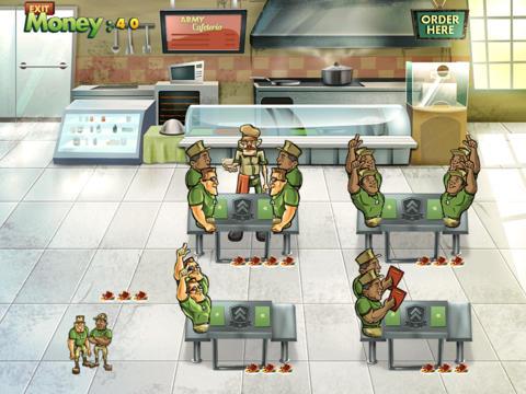Army Cafeteria Lite
