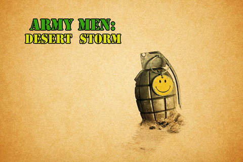 Army Men: Desert Storm