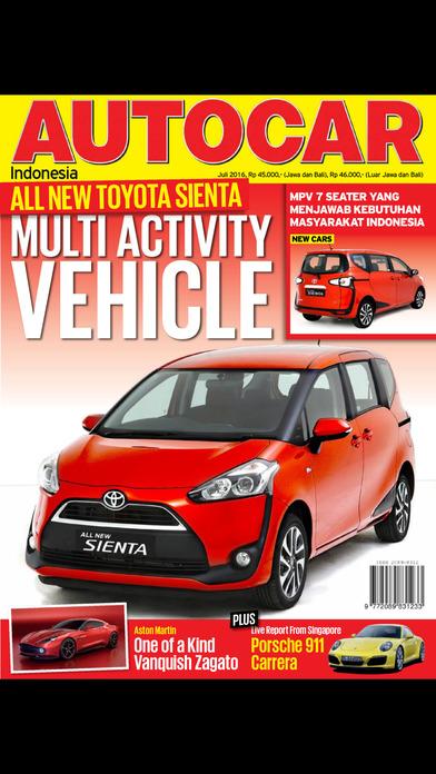 Autocar Indonesia Magazine