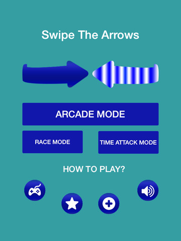 Arrow Game: New