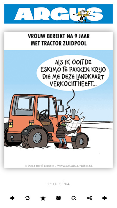 Argus NL