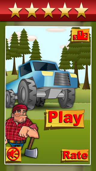 Axeman Monster Wheels Racing
