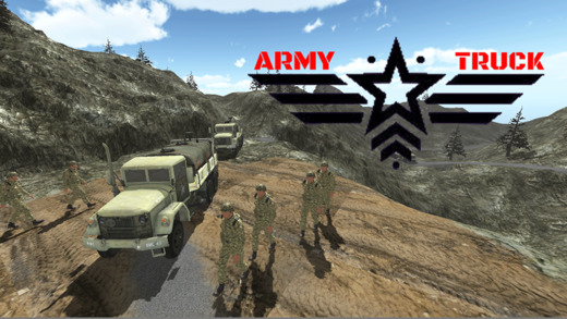 Army Spy Truck Drive Game 2017