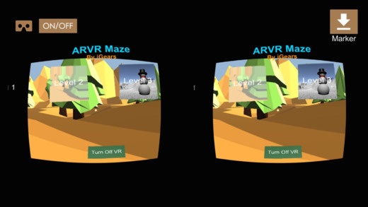 ARVR Maze