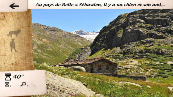Au pays de Belle et Sébastien
