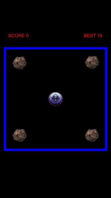 Asteroid Avoider