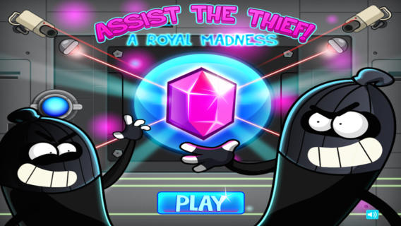 Assist The Thief! - A Royal Madness Lite