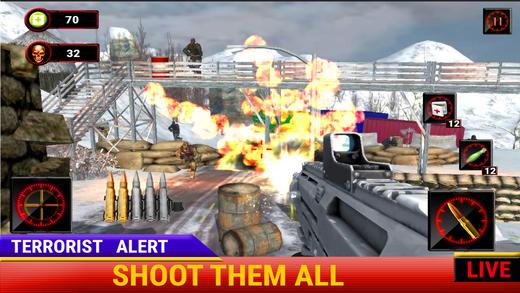 军射手战争