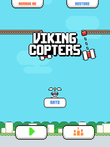 Axe Viking Copters