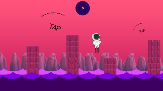 Astronaut Jump