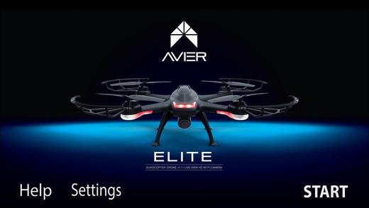 AVIER Elite Drone