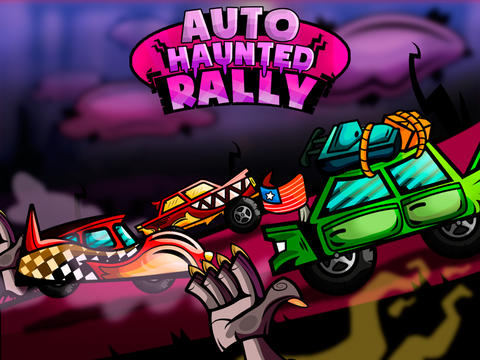 Auto Haunted Rally