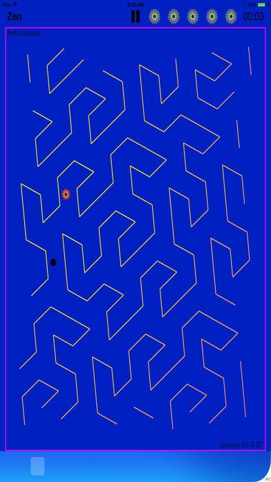 Artful Mazes