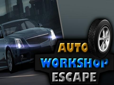 Auto Workshop Escape