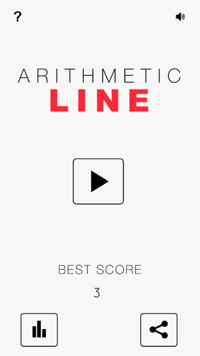 Arithmetic Line