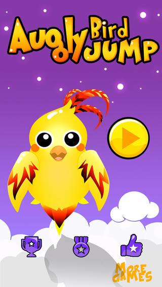 Augly Bird Jump