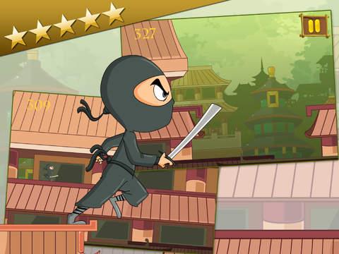 Avengers of Ninja - Rooftop Riot Run (Pro)