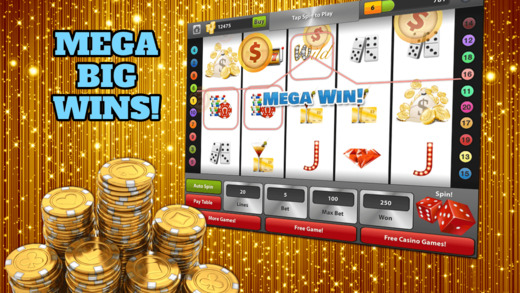 Awesome Slots - FREE Casino Slot Machines