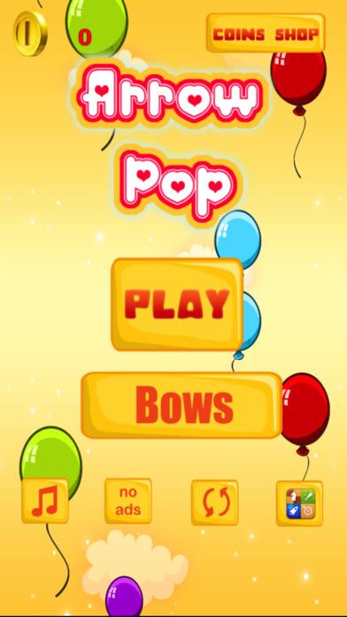 Arrow Pop - Crazy Challenge