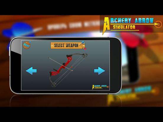 Archery Arrow Simulator