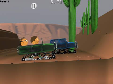 Army Bob's Truck Racing