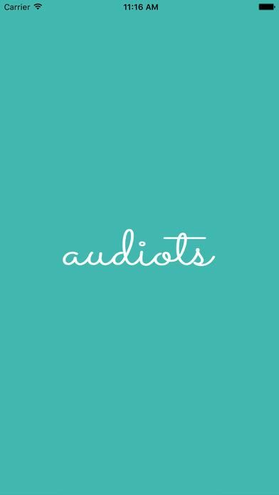 Audiots