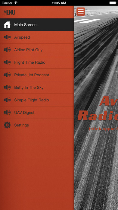 Aviation Radio Podcast