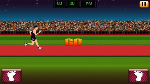 Athletics Champ - Long Jump Games