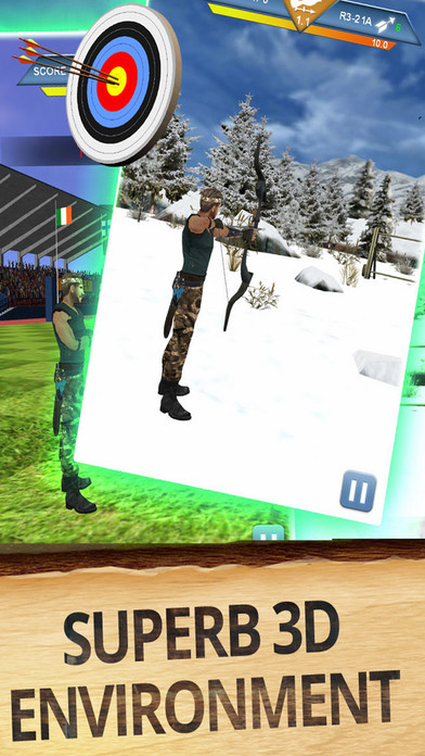 Archer Open World - Shooting Sport