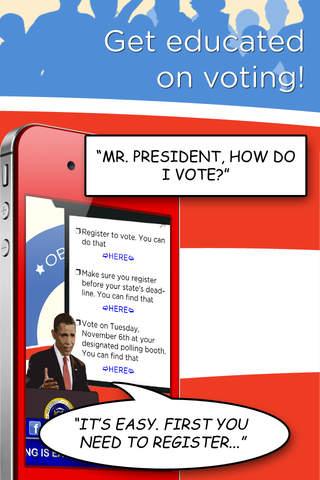 Ask President Obama