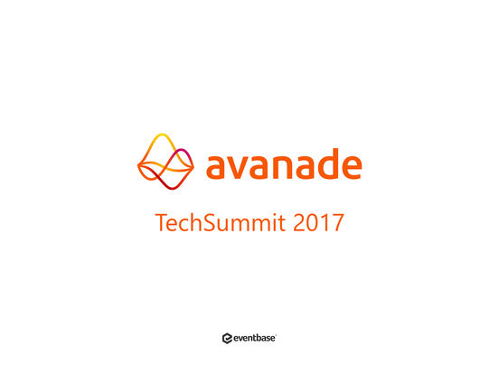 Avanade TechSummit 2017