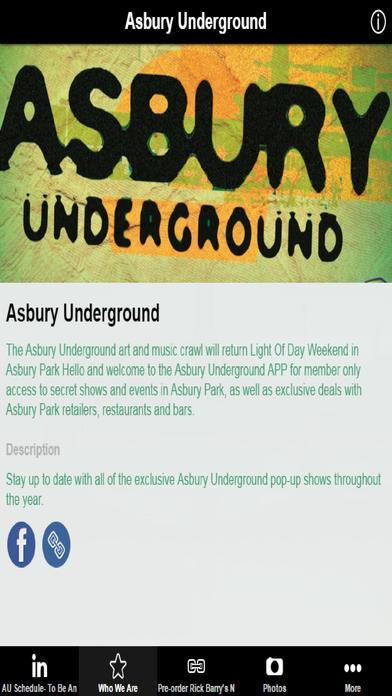 Asbury Underground