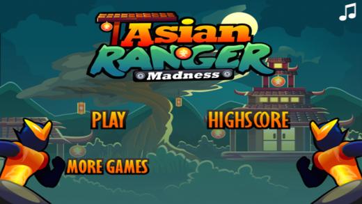 Asian Ranger Madness