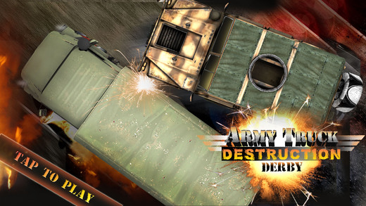 Army Derby Car Racing Adventure - Truck Fighting