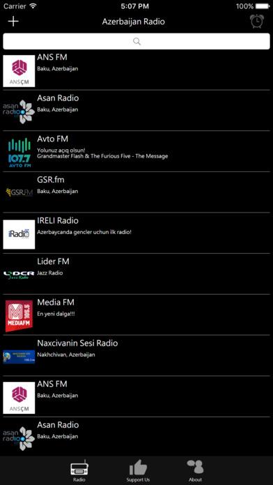 Azerbaijani Radio