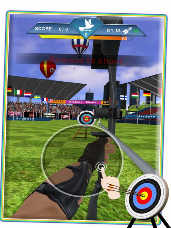 Archer New World - Arrow Cup Game