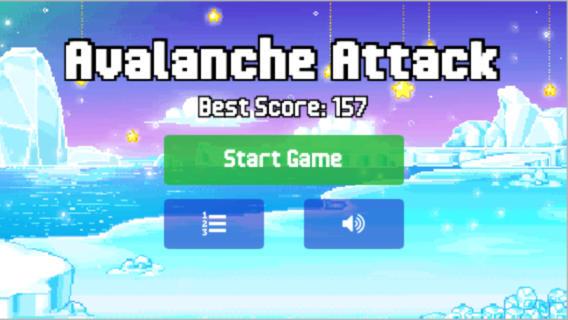 Avalanche Attack!