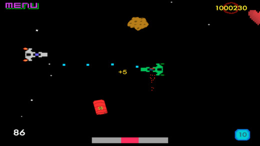 Astro Run -- Space Race and Levels