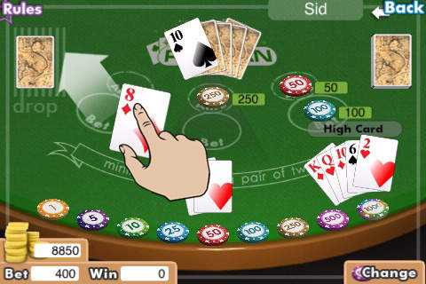 Russian Poker Lite