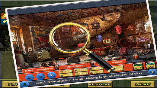 Around The City : Hidden Object