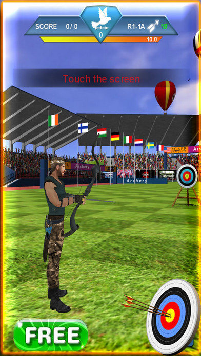 Archer Winner 3D Game