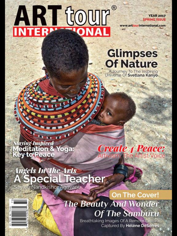 ArtTour International Magazine