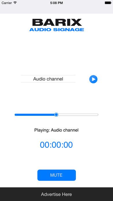 Audio Signage